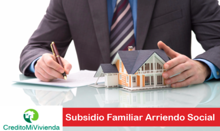 Subsidio Familiar Arriendo Social