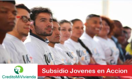 Subsidio Jóvenes en Acción