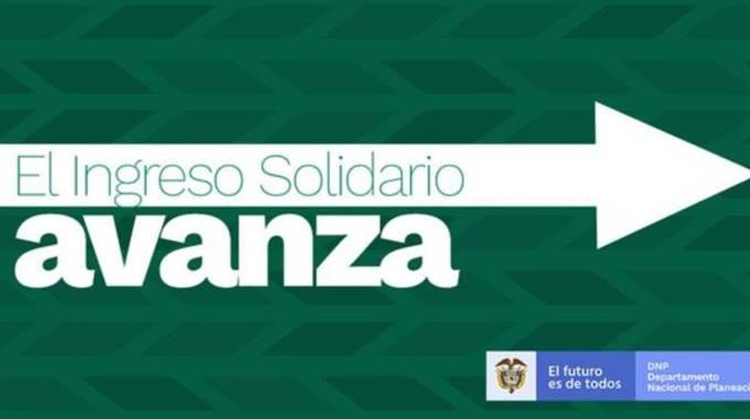 Ingreso Solidario Solicitalo Ahora