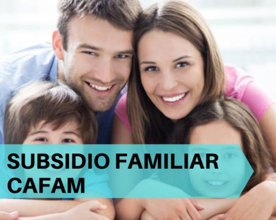 Subsidio Familiar Cafam