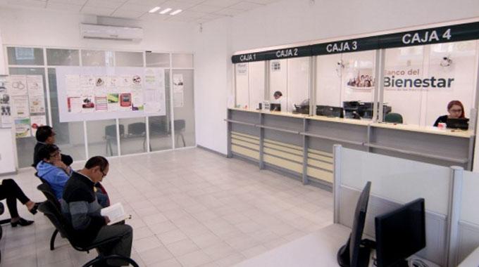 Credito en Linea del Banco Bienestar